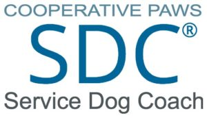 Cooperative Paws SDC Service Dog Coach